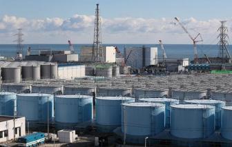 Nhật Bản sẽ đổ 1 triệu tấn nước thải từ nhà máy hạt nhân Fukushima ra biển