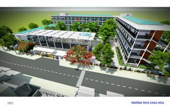 Tập đoàn Trung Nam khởi công xây dựng trường học tại Bến Tre