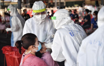 Thái Lan, Campuchia căng thẳng khi số ca COVID-19 ở cả hai nước tăng mạnh