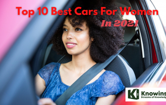 Top 10 mẫu xe hơi tốt nhất cho phái nữ
