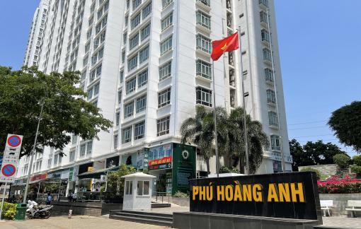 Công an triệu tập các thành viên ban quản trị cũ chung cư Phú Hoàng Anh