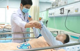 Mổ bắt con thành công cho thai phụ bị đột quỵ