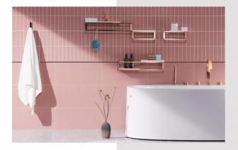Tân trang phòng tắm tại gia bằng phụ kiện đa năng có giá trên dưới 100.000 đồng
