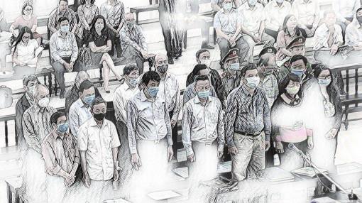 Đại án gang thép Thái Nguyên: Nguyên Tổng giám đốc TISCO bị đề nghị 10-11 năm tù