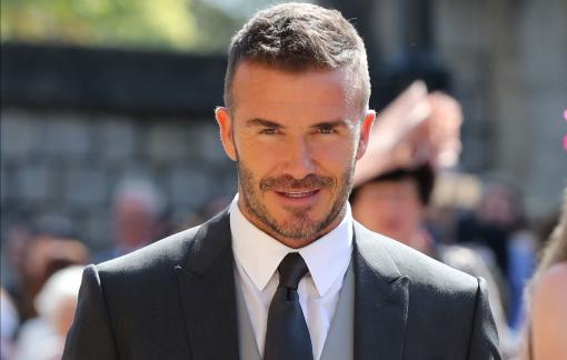 David Beckham lấn sân phim ảnh