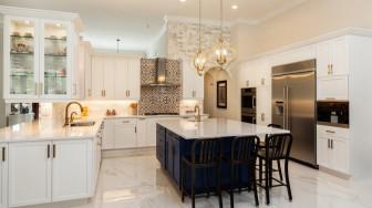 5 sai lầm hàng đầu cần tránh khi sửa sang nhà bếp