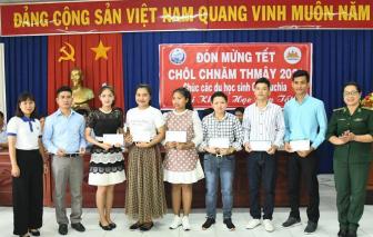 Báo Phụ Nữ tổ chức đón tết Chol Chhnam Thmay cho du học sinh Campuchia