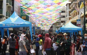 Có hơn 1.300 ca nhiễm trong ngày, Thái Lan gấp rút đề xuất phong tỏa một phần đất nước