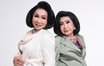 NSND Bạch Tuyết và NSƯT Diệu Hiền tổ chức đêm diễn kỷ niệm 60 năm tình bạn
