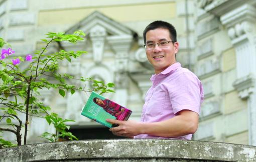 Dịch giả Nguyễn Quốc Vương: Thẩm mỹ văn hóa đọc ở Việt Nam đang đơn điệu