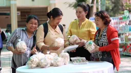 Giai đoạn 2020-2025: Hỗ trợ một triệu phụ nữ làm kinh tế
