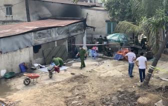 Xác định nguyên nhân ban đầu vụ cháy khiến 6 người tử vong ở TP Thủ Đức