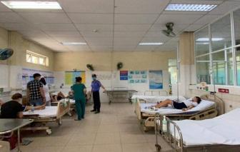 32 học sinh tiểu học nhập viện cấp cứu sau khi chơi đất nặn slam