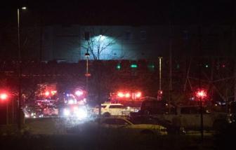 Xả súng ở Mỹ, ít nhất 8 người chết