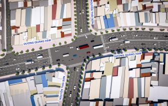 TPHCM kiến nghị thu hồi gần 9.000 m2 đất quốc phòng để làm đường
