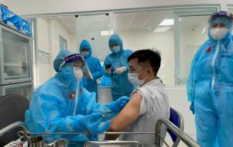 Bộ Y tế yêu cầu các địa phương triển khai nhanh vắc-xin COVID-19 đợt 2