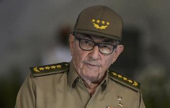 Lãnh đạo Cuba bất ngờ tuyên bố từ chức