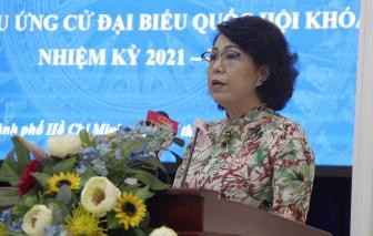 TPHCM: thông qua 38 ứng cử viên ứng cử đại biểu Quốc hội khoá XV