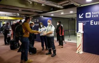 Pháp cách ly bắt buộc 10 ngày đối với khách đến từ 4 quốc gia