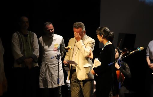 Đại sứ cộng hòa Séc khóc khi đọc thơ Lưu Quang Vũ