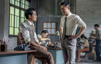 Cổ Thiên Lạc, Lương Gia Huy, Ngô Trấn Vũ và Lâm Gia Đống chia phe trong phim mới