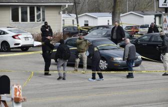 6 người thương vong sau vụ xả súng ở Mỹ