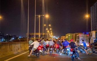 Chuyển vụ tổ chức đua xe trái phép trên cao tốc cho Công an TP Thủ Đức