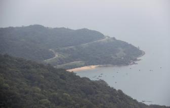 Đà Nẵng dừng lấn biển ở bán đảo Sơn Trà làm công viên