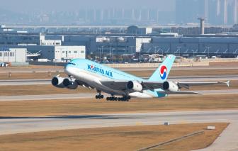"""Hàn Quốc cho phép thêm 3 sân bay khai thác các chuyến bay """"không điểm đến"""""""