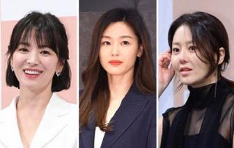 Song Hye Kyo cùng nhiều ngôi sao đồng loạt tái xuất