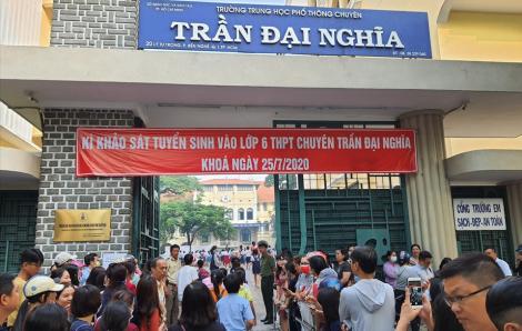 Trường THPT chuyên Trần Đại Nghĩa tuyển 535 chỉ tiêu vào lớp 6