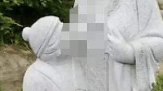 """Bức tượng nàng dâu """"mớm"""" sữa cho mẹ chồng ở Trung Quốc bị phản ứng dữ dội"""