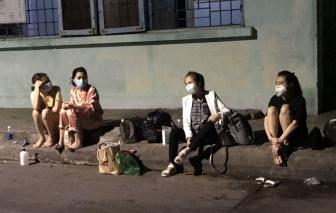 Kiên Giang cách ly 5 phụ nữ nhập cảnh trái phép lúc rạng sáng