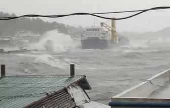 Tránh siêu bão Surigae, Philippines sơ tán hơn 68.000 dân