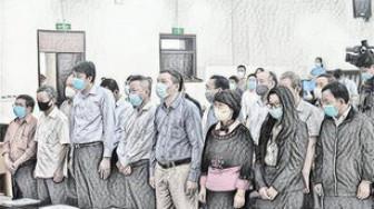 Tuyên án 19 bị cáo vụ đại án gang thép Thái Nguyên