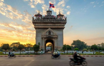 Lào phong tỏa Thủ đô Vientiane 14 ngày vì COVID-19