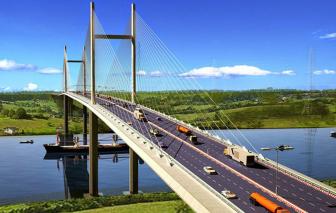 Phương án xây dựng cầu Cát Lái đã thực hiện đến đâu?