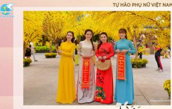 2.450 ảnh tham gia hội thi ảnh áo dài online