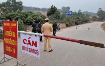 3 người nhập cảnh trái phép từ Campuchia âm tính lần 1 với SARS-CoV-2