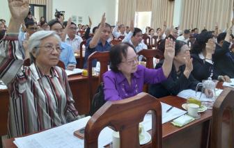 Bầu cử tại TPHCM: 2 người xin rút ứng cử đại biểu Quốc hội và HĐND TPHCM