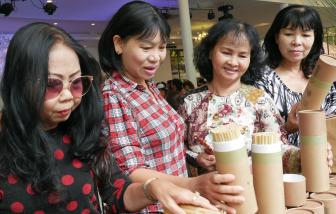 Cùng nữ thương nhân xây dựng chợ văn minh
