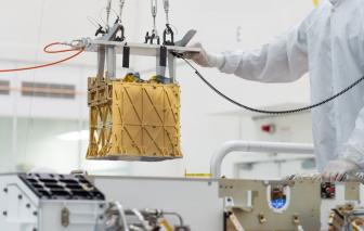 NASA chiết xuất thành công khí oxy trên sao Hỏa