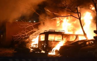 Nổ khách sạn tiếp đón Đại sứ Trung Quốc tại Pakistan, 16 người thương vong