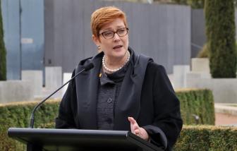 Úc hủy bỏ các thỏa thuận Vành đai và Con đường với Trung Quốc