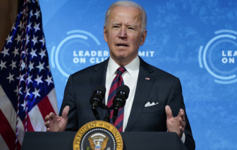 Các nhà lãnh đạo thế giới cam kết hợp tác chống biến đổi khí hậu bất chấp những rạn nứt