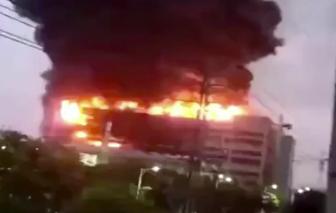 8 người chết trong đám cháy nhà máy cung ứng của Apple tại Trung Quốc