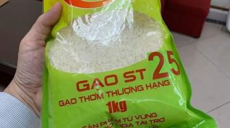 """""""Cha đẻ"""" giống lúa ST25 sẽ đăng ký bảo hộ thương hiệu tại Mỹ?"""