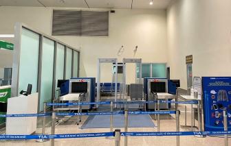 Sân bay Tân Sơn Nhất lắp thêm 5 máy soi chiếu an ninh sẵn sàng cho lễ 30/4