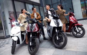 """Xe máy điện VinFast - """"trang sức"""" mới thể hiện cá tính của giới trẻ"""