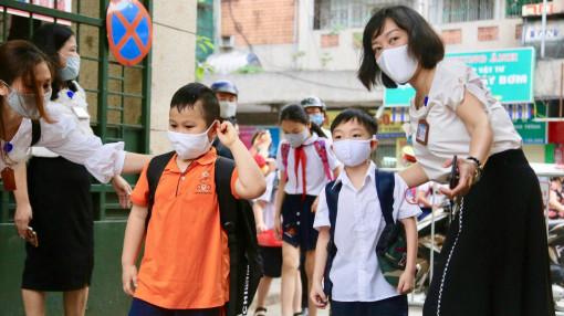 Học sinh lớp Hai ở Hà Nội sẽ không học sách tiếng Việt bộ Cánh Diều